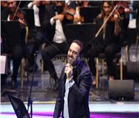 صور| المشاعر الوطنية بين القاهرة وبغداد وبيروت في مهرجان الموسيقى العربية