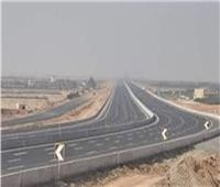 إغلاق طريق «بني سويف ــ الزعفرانة» الصحراوي بسبب الشبورة