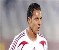 لاعبو الزمالك يرتدون شارة سوداء أمام دجلة حدادًا على علاء علي