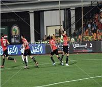 أحمد ياسر ريان يقود «ريمونتادا» مصر بهدف ثالث