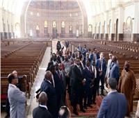 منتدى إفريقيا 2019| «الاستثمار» تنظم زيارة للسفراء الأفارقة في العاصمة الإدارية