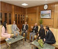 جامعة أسيوط تجدد تعاونهامع شركة مصر للسياحة