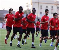 مشاركة 5 لاعبين من قطاع الناشئين في مران الأهلي