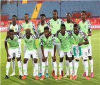ثلاثي هجومي يقود نيجيريا أمام زامبيا في بطولة إفريقيا تحت 23 عاما