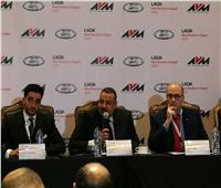 بدء حفل إطلاق سيارة «LADA GRANTA 2020» بالسوق المصري