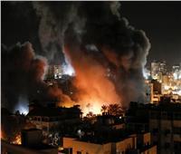 سلاح الجو الإسرائيلي يشن سلسلة غارات جديدة على قطاع غزة