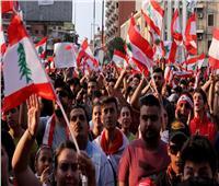 مصدر أمني: إصابة محتج بالرصاص عند حاجز قرب بيروت