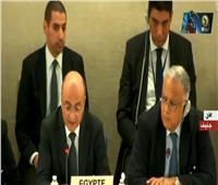 فيديو..عمر مروان: قانون الكيانات ومكافحة الإرهاب يراعى حقوق الإنسان الأساسية