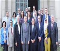 اتفاقية ثلاثية بين «البنك الأهلي وعين شمس ورويال برومبتون»