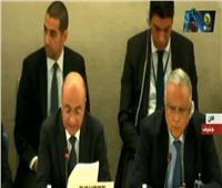 فيديو| عمر مروان: الدولة عملت على ترسيخ حقوق الإنسان بمراعاة الثوابت الوطنية