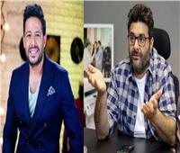 فيديو| وليد منصور يكشف أسباب تأجيل فيلم محمد حماقي