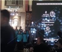 صور.. مدحت صالح وطارق علام ضيوف حفل افتتاح مدرسة «إيجيبت جولد» بالعبور