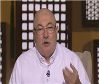 خالد الجندى: السحر انتهى بنزول المعوذتين.. والنميمة أقوى منه