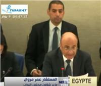 وزير شؤون «النواب»: مصر عملت على ترسيخ حقوق الإنسان بمراعاة الثوابت الوطنية