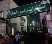 ننشر أسماء ضحايا حادث حريق خط أنابيب بترول طنطا في إيتاي البارود