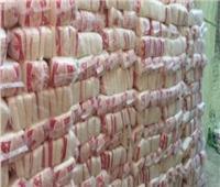 ضبط 6 أطنان سكر غير صالحة للاستهلاك الآدمي بالإسكندرية