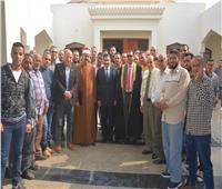 «أبو زعبل للصناعات المتخصصة» تحتفل مع العاملين بذكرى المولد النبوي