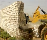 استرداد 7 آلاف فدان بأسيوط من أراضي أملاك الدولة