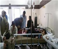 أول إجراء من «الصحة» بشأن حالات تسمم الأطفال في بني سويف