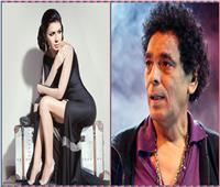 نجلاء بدر توضح حقيقة خلافها مع محمد منير