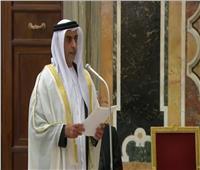 وزير الداخلية الإماراتي: مستقبل البشرية أقوى بشيخ الأزهر وبابا الفاتيكان