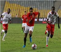 فيديو.. منتخب مصر يتقدم على كينيا في الشوط الأول