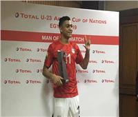 مصطفى محمد: لا أنظر للجوائز الفردية.. هدفنا التأهل للأولمبياد