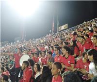 10 آلاف طالب وطالبة يحضرون مباراة منتخب مصر الأولمبي
