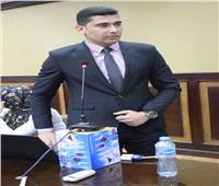 عمر إيهاب رئيسا لاتحاد جامعة دمنهور.. وإسلام السيد نائبا