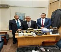 ضبط أجهزة تصنت في مطار القاهرة