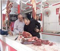 ضبط كميات من اللحوم والأسماك الفاسدة في حملة تموينية بشبرا الخيمة