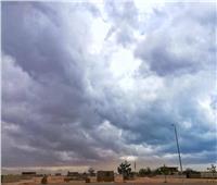 أمطار متوسطة على قرية رأس حدربة في حلايب