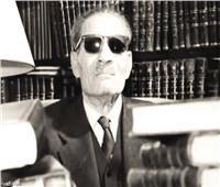 في مثل هذا اليوم... ميلاد عميد الأدب العربي «طه حسين»