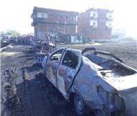 قرار «هام» من النيابة العامة بشأن حادث حريق إيتاي البارود