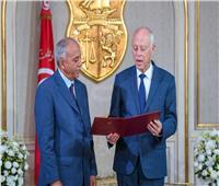 صور| الرئيس التونسي يكلف الجملي بتشكيل الحكومة الجديدة
