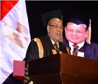 رئيس جامعة سيناء: نغرس في الطلاب حب الوطن وأهمية سلاح العلم