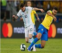 بث مباشر.. مباراة البرازيل والأرجنتين في «السوبر كلاسيكو»