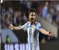 فيديو  «ميسي» يسجل هدف تقدم الأرجنتين على البرازيل