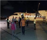 مطار القاهرة يستقبل أولى رحلات اليوم الواحد لوفد ياباني
