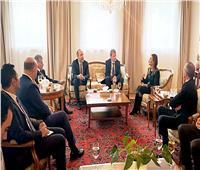 وزيرة الاستثمار تبحث مع سويسرا والمعهد الفيدرالي  دعم القطاع الخاص