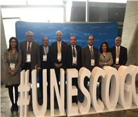 رئيس جامعة أسيوط يشيد باستقبال «اليونسكو» لرؤساء جامعات مصر