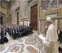 البابا فرنسيس يستقبل المشاركين في مؤتمر الجمعية الدولية لقانون العقوبات