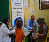 «حياة كريمة»| قوافل طبية وعمليات جراحية للعيون لـ60 قرية بأسيوط