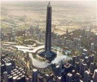 وزير الإسكان يشهد بدء تنفيذ الهيكل المعدنى للبرج «الأيقوني» بالعاصمة الإدارية