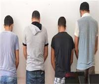 ضبط 3 أشخاص احتجزوا مواطنا لسرقته بالإكراه