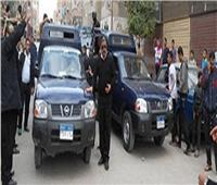 ضبط 1165 سيارة انتظار خاطئ في حملة لمرور الجيزة