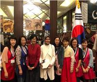 افتتاح السوق الخيري لرابطة زوجات الدبلوماسيين الأسيويين