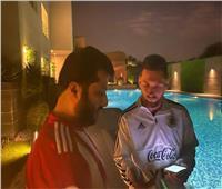 ميسي يشكر تركي آل الشيخ برسالة خاصة