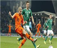 أيرلندا الشمالية تعطل هولندا بتعادل سلبي في تصفيات يورو 2020