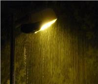 أمطار المكنسة تضرب الإسكندرية